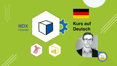 Microsoft SSAS (Deutsch) - Cube-Erstellung + PowerBI Zugriff