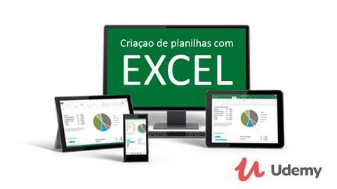 Criação de planilhas com Excel