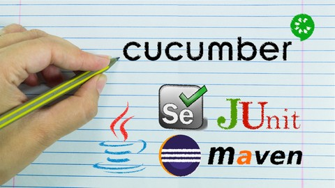 Aprenda BDD com Cucumber em JAVA
