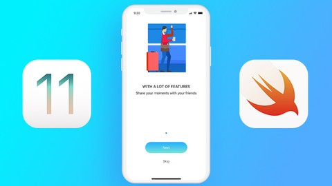 iOS 11 & Swift 4 - Making an onboarding for your iOS app