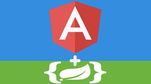 Formação Angular 12 - Integração com API Restful Java/Spring