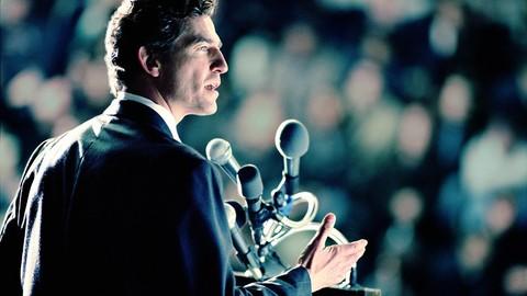 Public Speaking Masterclass: Public Speaking with Confidence