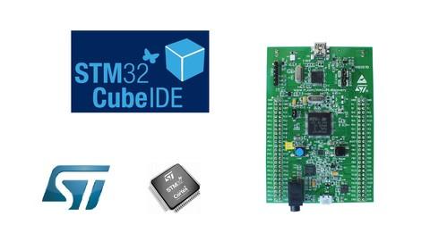 STM32 ile Gömülü Yazılım Tasarımı
