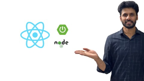React in easy steps with Node and Java Backend