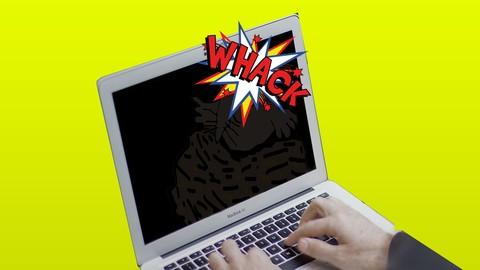 jQuery Wack a Mole Game Exercise