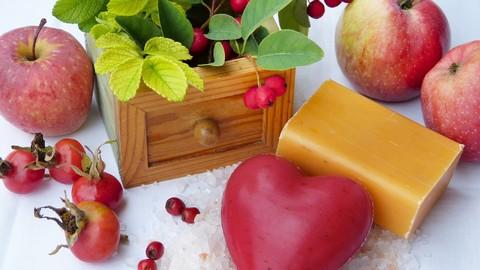 Learn To Make Organic Handmade Soaps