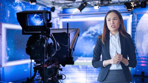 Complete Media Training Master Class - Confidence on Camera