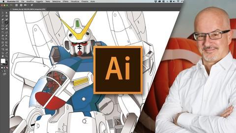 Adobe Illustrator CC: Il corso essenziale da zero ad esperto