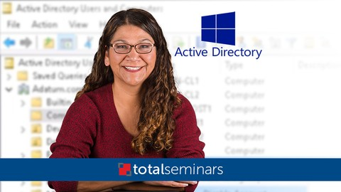 TOTAL: Active Directory with Windows Server 2016