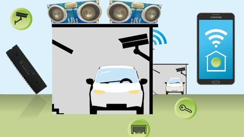 PIC Microcontroller: Garage Door System Ultrasonic Sensor