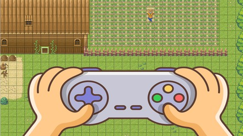 Crea tu primer videjuego con RPG Maker.