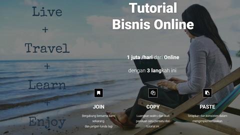 Bagaimana memulai bisnis dari online ?