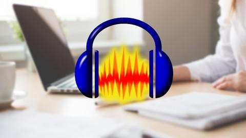 สร้างเสียงคุณภาพสำหรับคอร์สออนไลน์ด้วย Audacity