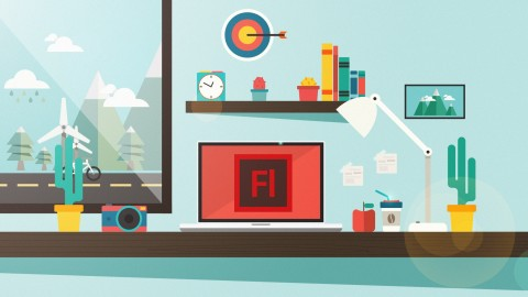 Learn Adobe Flash Step-By-Step