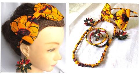 Ankara accessories making course