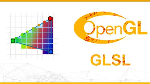 OpenGL and GLSL fundamentals with C++ (practical course)