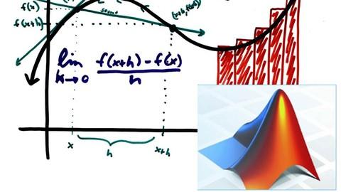 Cálculo diferencial e integral con Matlab