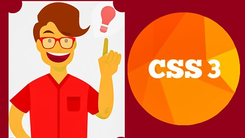 CSS3 for beginners, learn css animation, css flexbox & more