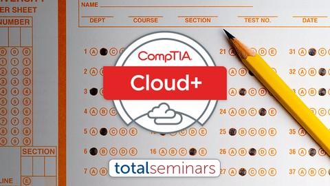 TOTAL: CompTIA Cloud+ (CV0-002): 3 FULL Practice Tests