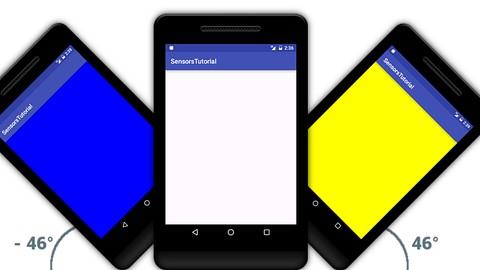 Aprende a usar ''Orientation Sensor'' en App Inventor