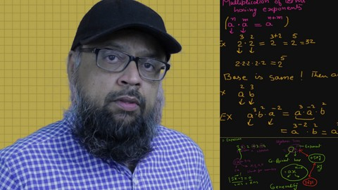 Intermediate Algebra Masterclass: Master The Fundamentals