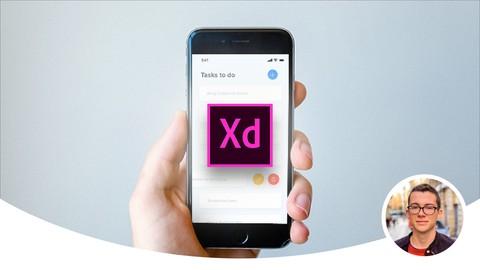 UI/UX App Design : Designer des Applications avec Adobe XD