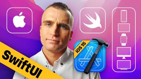 SwiftUI Masterclass 2021 - iOS 15 App Development & Swift 5