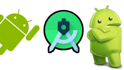 Android Studio Masterclass - APP DEVELOPMENT COURSE