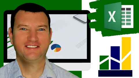 Excel Interactive Dashboards and Data Analysis