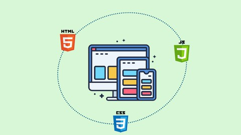 Front End Web Development - HTML5 CSS3 Javascript By sketch