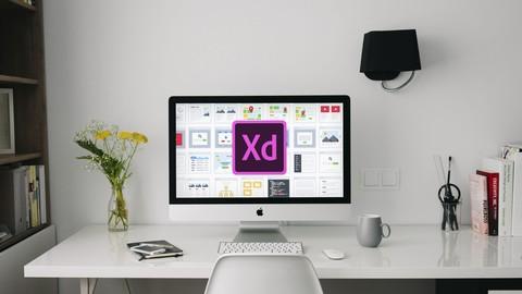 從 Adobe XD 入門網頁設計