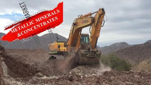 Metallic Minerals And Concentrates Market Fundamentals