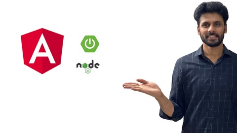 Angular Crash Course with Node and Java Backend