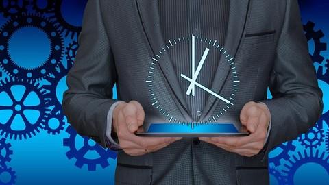Productividad al máximo: No manejo del tiempo; asertividad