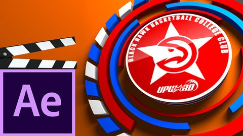 After Effects: 3D Logo Animation
