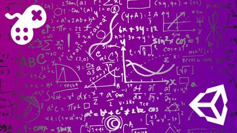 Mathematics for Computer Games Development using Unity