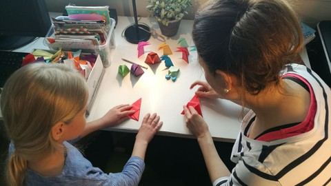 Improve Children's Creativity and Focus With Easy Origami