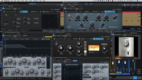 Audio Engineering: Mixing with Studio One