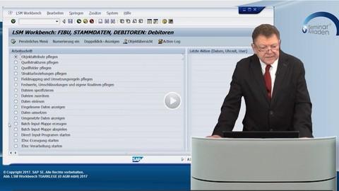 SAP Legacy System Migration Workbench (LSMW) Gesamt