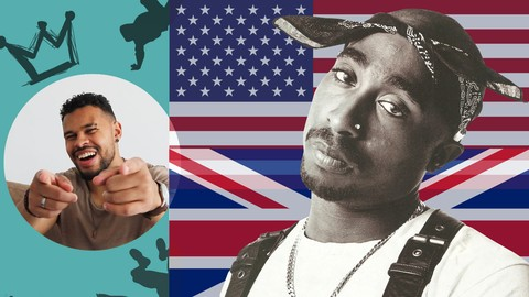 Hip Hop and Urban English - Explore a new world!