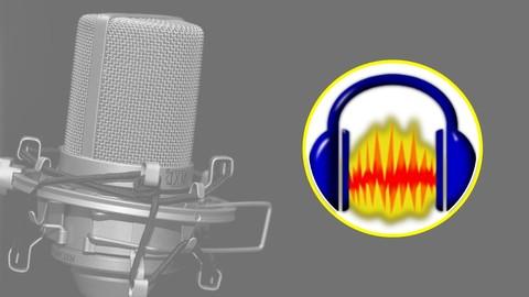 Audio-Aufnahmen erstellt mit Audacity in 30 Minuten