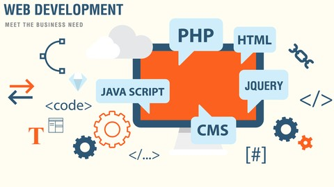 Learn Flutter, PHP PHP7 & JavaScript With jQuery, CSS & HTML