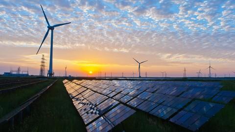 Financial modeling | Renewable Energy: Solar & Wind