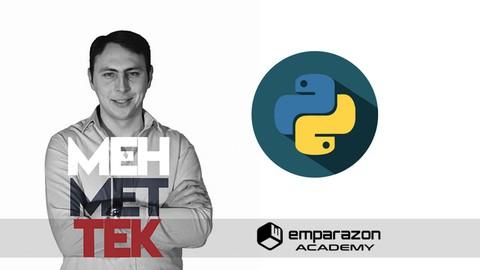 Python Programlama Eğitimi A-Z™ - 2020 (58.000+ Öğrenci)