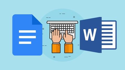 MS Word + Google Docs Training - Basic to Advance Level