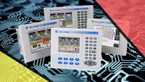 HMI Programming & Design - FactoryTalk View ME SCADA PLC