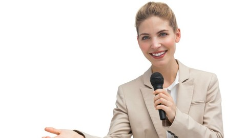 Master Your Public Speaking - Fully Accredited Course
