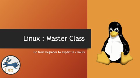 Linux Master Class : Skill up to become a Linux professional