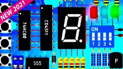 Curso Eletrônica Digital Para Makers
