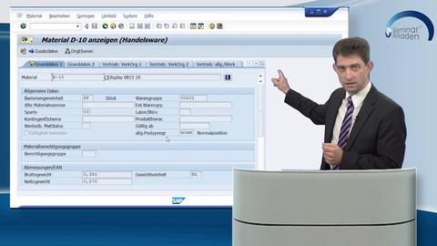 SAP Finanzwesen - Allgemeines und Hauptbuch Folge 101 - 107